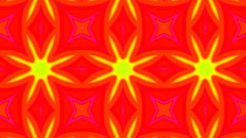 Psychedelic Kaleidoscope 02 Stock Video Footage