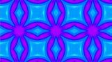 Psychedelic Kaleidoscope 02 stock footage