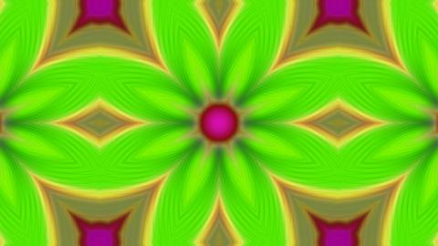 Psychedelic Kaleidoscope 04 Stock Video Footage