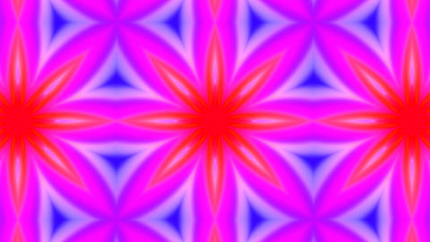 Psychedelic Kaleidoscope 06 Stock Video Footage