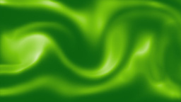 Green flowing seamless loop Stock Video Footage