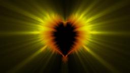 Valentine heart Stock Video Footage