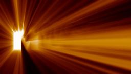 Music text light beam Stock Video Footage