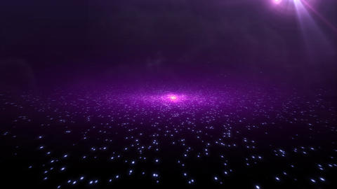 light sky red galaxy slow rotation Animation