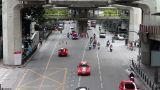 Bangkok streets Footage