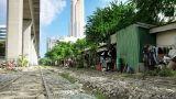 Railroad Slums Footage