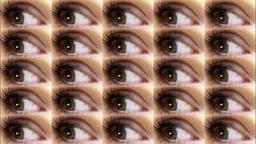 seanna eye02 Footage
