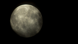 super moon01 Footage