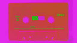 tape vintage cassette collection Footage
