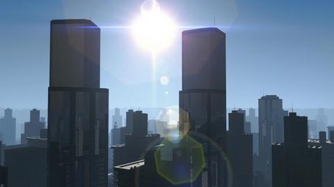 City Flight 2 Animation