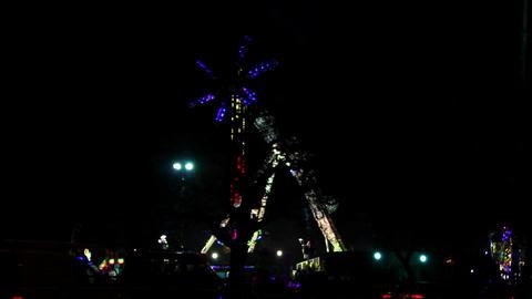 Luna Park at night - Ranger Footage