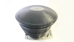 vinyl dj music audio sound stereo turntables records Footage