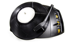 yellow vinyl records turntable music sound audio Footage