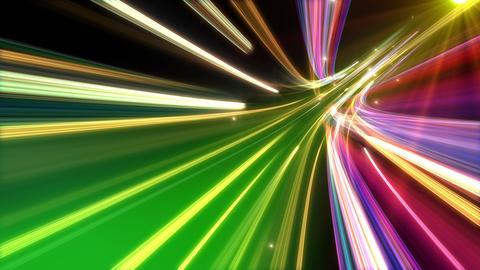 Light Beam Line 2 C 6 4 K CG動画