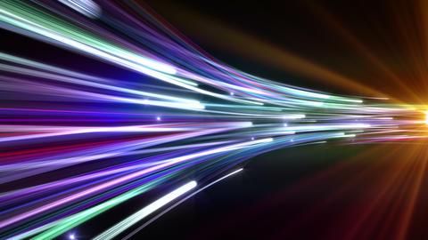 Light Beam Line 2 G 8 4 K Animation