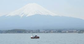 富士山 スワン Footage