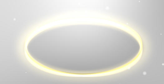Glowing Ring stock footage