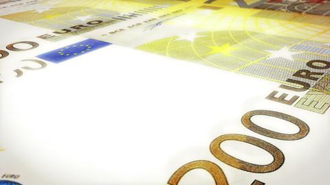 Euro Background (Loop) Animation