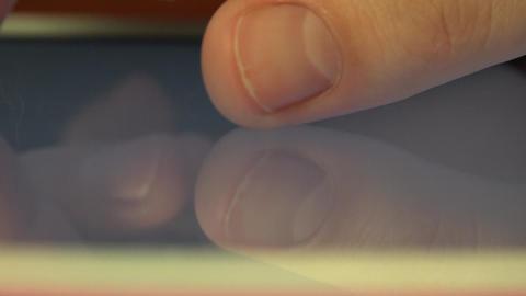 Businesswomen Touching Digital Tablet, Closeup. 4K UltraHD, UHD Footage