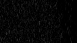 Rain Overlay In Motion stock footage