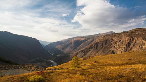 Autumn Mountain Footage