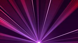 Rotating Light Beams Animation - Loop Violet Animation