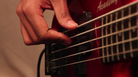 Musical Instruments 7 Stock Video Footage