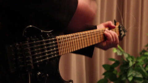 Musical Instruments 11 Stock Video Footage