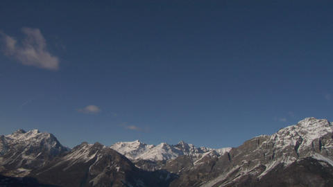 Alps 03 Stock Video Footage