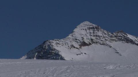 skier 03 Stock Video Footage