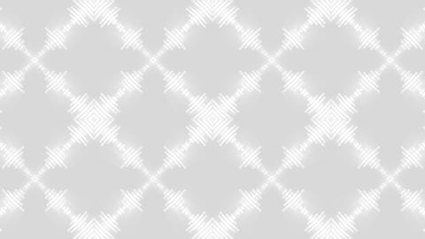 white pattern circle Animation