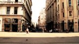 European City Street Budapest Hungary 14 stylized artsoft filmlook Footage
