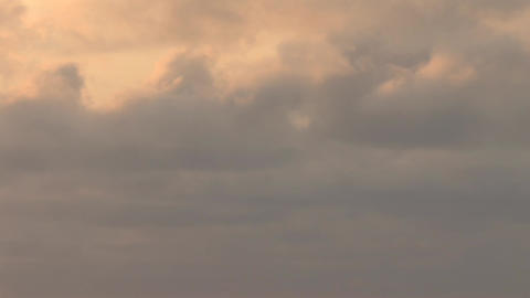 Clouds in Timelapse Stock Video Footage
