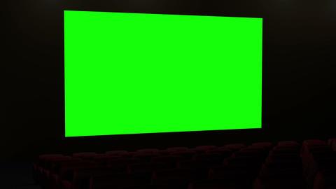 Cinema v3 16 9 03 loop Stock Video Footage