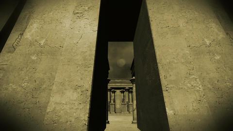 Egyptian Shrine 09 Animation