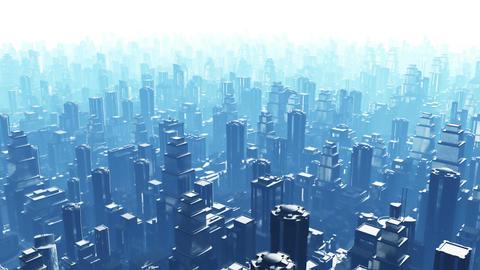 Metropolis 01 Animation