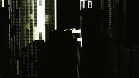 Metropolis 06 Stock Video Footage