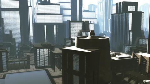 Metropolis 08 Animation