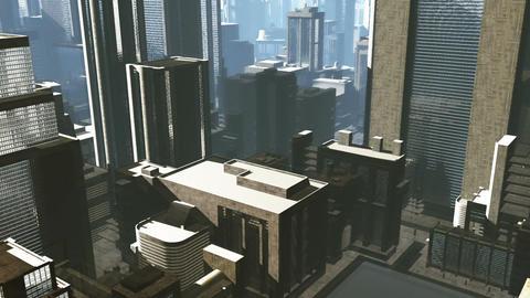Metropolis 08 Stock Video Footage