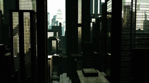 Metropolis 14 Animation