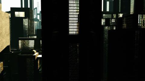 Metropolis 14 Stock Video Footage