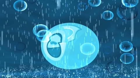 Rain62878 Stock Video Footage