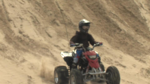 Off Roading ATV