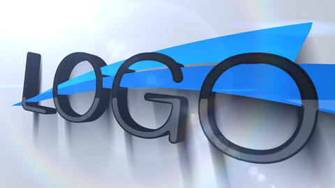 Simple 3D Logo VR 04 After Effects Template
