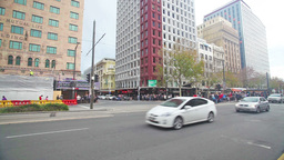 Video of the King William Street in Adelaide, South Australia on Jun 19, 2014 Footage