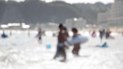 Japan Summer Beach ビデオ