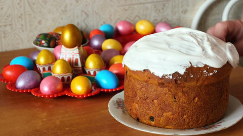 Easter cake Live Action