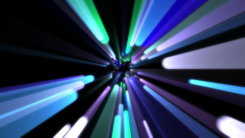 Light Beam Line 3 F 5 4 K CG動画