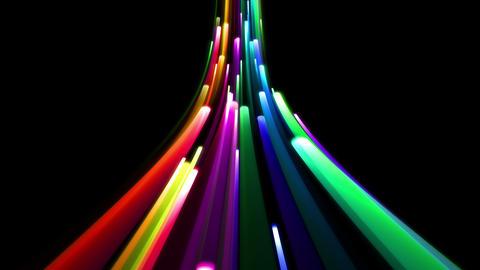 Light Beam Line 3 H 5 4 K CG動画