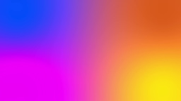 Simple animated color change in 4K (loopable) Animation